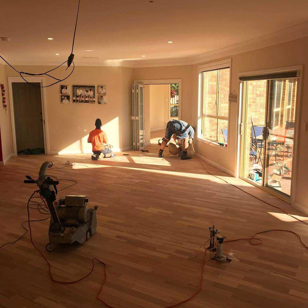 Flooring Installation Sydney