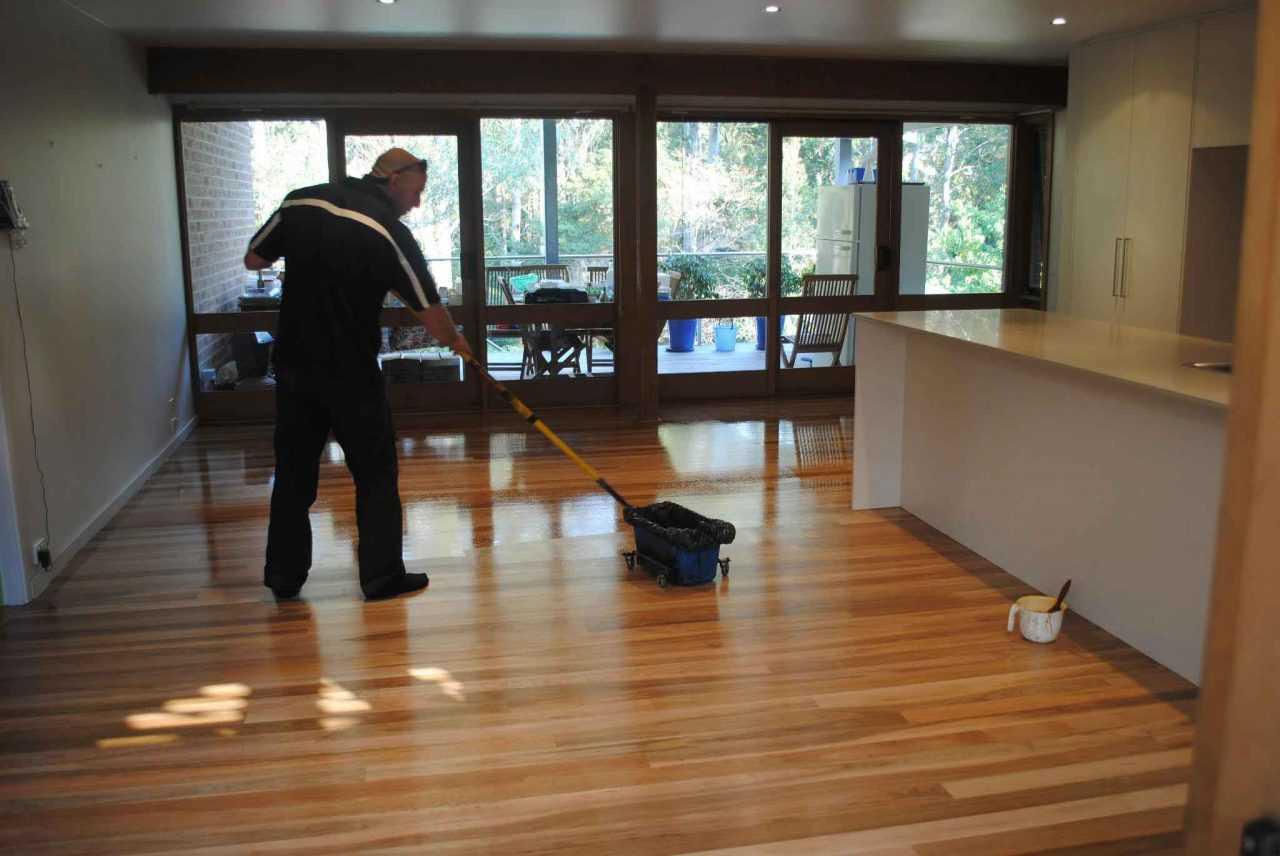 Floor Sanding and Installation